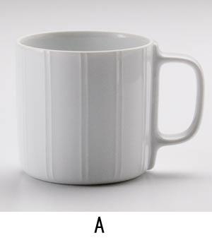 白磁マグA