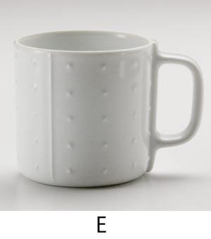 白磁マグE